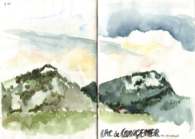 lac de longemer 14 juni 2016