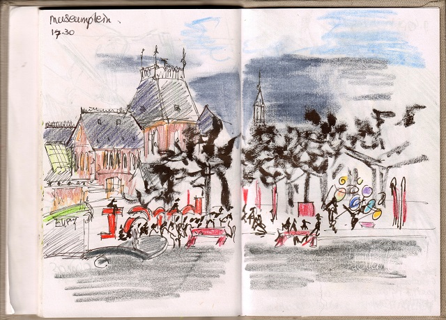 hmuseumplein amsterdam 26 juli 2016